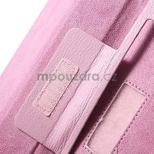 Safety koženkové puzdro pre Asus ZenPad C 7.0 Z170MG - ružové - 7