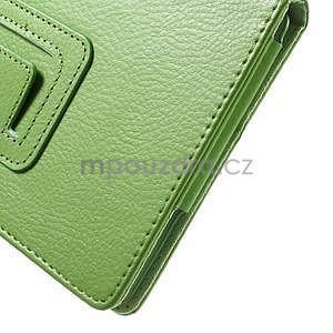 Safety koženkové puzdro na Asus ZenPad C 7.0 Z170MG - zelené - 7