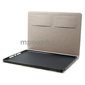 Elegant polohovateľné puzdro pre iPad Air 2 -  champagne - 7