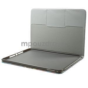 Paint štýlové puzdro pre iPad Air 2 - loďka - 7