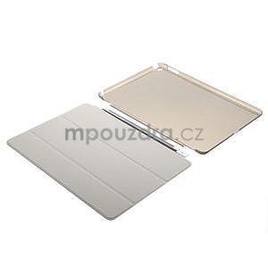 Trifold polohovateľné puzdro pre iPad Air 2 - čierne - 7