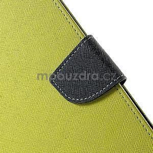 Excelent Diary puzdro pre iPad Air 2 - zelené - 7