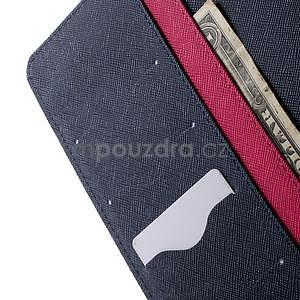 Excelent Diary puzdro pre iPad Air 2 - rose - 7