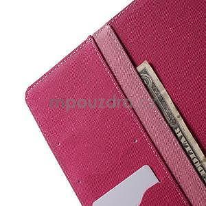 Excelent Diary puzdro pre iPad Air 2 - ružové - 7