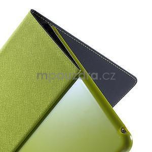 Excelent Diary puzdro pre iPad Air 2 - tmavomodré - 7