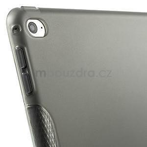 S-line gélový obal na iPad Air 2 - šedý - 7