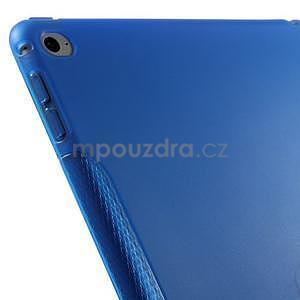 S-line gélový obal na iPad Air 2 - modrý - 7