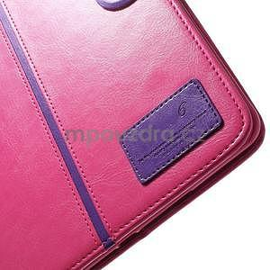 Daffi elegantné puzdro pre iPad Air 2 - rose - 7