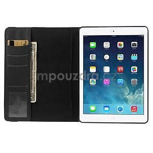 Circ otočné puzdro na Apple iPad Air - čierne - 7