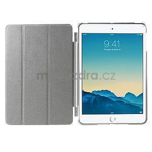 Classic tří polohové puzdro na iPad Mini 3, ipad Mini 2 a na iPad Mini -  šedé - 7