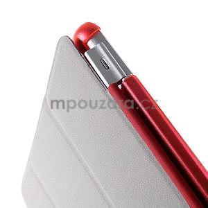 Classic tří polohové puzdro na iPad Mini 3, ipad Mini 2 a na iPad Mini -  červené - 7