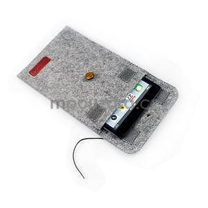 Envelope univerzálne púzdro na tablet 22 x 16 cm - červené - 7