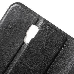 Horse peňaženkové puzdro pre Lenovo A2010 - čierné - 7