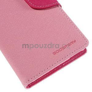 Ochranné pouzdro na Sony Xperia M4 Aqua - růžové/rose - 7