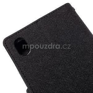 Ochranné pouzdro na Sony Xperia M4 Aqua - černé - 7