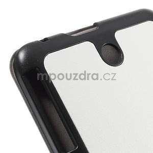 Supreme polohovateľné puzdro na tablet Asus Memo Pad 7 ME176C - biele - 7
