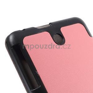 Supreme polohovateľné puzdro na tablet Asus Memo Pad 7 ME176C - ružové - 7