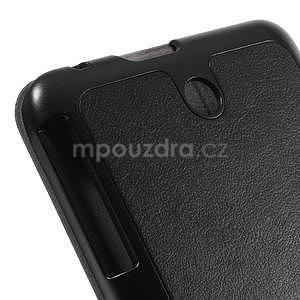 Supreme polohovateľné puzdro na tablet Asus Memo Pad 7 ME176C - čierne - 7