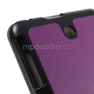 Supreme polohovateľné puzdro na tablet Asus Memo Pad 7 ME176C - fialové - 7