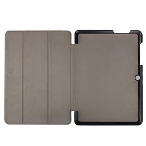 Trojpolohové puzdro pre tablet Acer Iconia One 10 B3-A20 - hnedé - 7