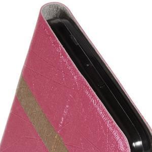 Lines pouzdro na Acer Liquid Z520 - rose - 7