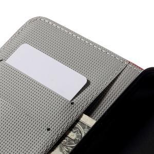 Nice koženkové puzdro pre mobil Acer Liquid Z520 - US vlajka - 7