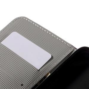 Nice koženkové puzdro pre mobil Acer Liquid Z520 - kouzelní motýľci - 7