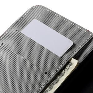 Valet peňaženkové puzdro pre Acer Liquid Z530 - US vlajka - 7