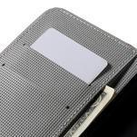 Valet peňaženkové puzdro pre Acer Liquid Z530 - US vlajka - 7/7