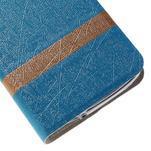 Klopové pouzdro na mobil Acer Liquid Z530 - modré - 7/7