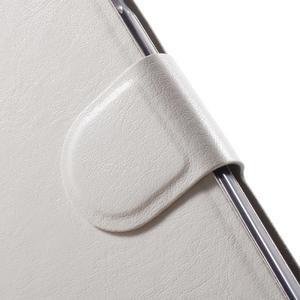 Horse peněženkové pouzdro na mobil Acer Liquid Z530 - bílé - 7