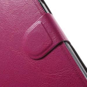 Horse peňaženkové puzdro pre mobil Acer Liquid Z530 - rose - 7