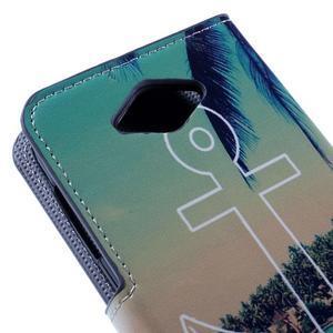 Valet peňaženkové puzdro pre Acer Liquid Z530 - kotva - 7