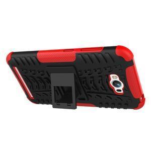 Outdoor odolný obal na Asus Zenfone Max - červený - 7