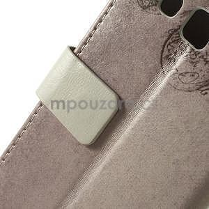 Peňaženkové puzdro pre Samsung Galaxy A3 - americké srdce - 7