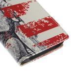 Peňaženkové puzdro pre Samsung Galaxy A3    - Socha Svobody - 7/7