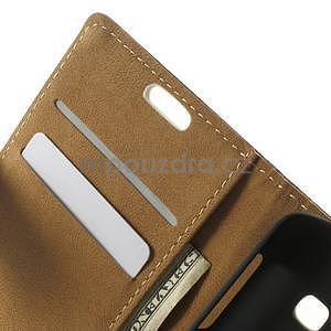 Peňaženkové puzdro pre Samsung Galaxy A3    - mačička - 7