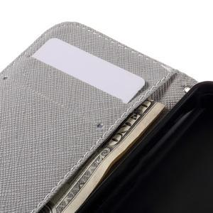 Styles peňaženkové puzdro pre mobil Lenovo A319 - graffiti - 7