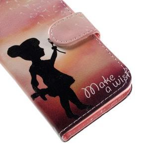 Styles peněženkové pouzdro na mobil Lenovo A319 - holčička - 7