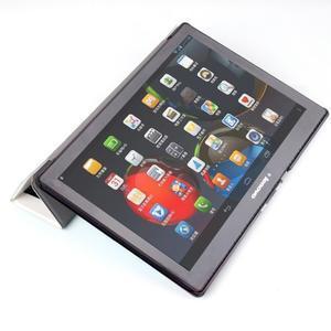 Polohovatelné pouzdro na tablet Lenovo Tab 2 A10-70 - malovaný strom - 7