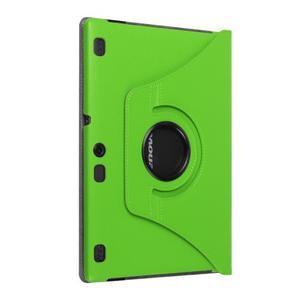 Puzdro s otočnou funkcí na tablet Lenovo Tab 2 A10-70 - zelené - 7