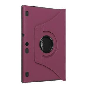 Puzdro s otočnou funkcí na tablet Lenovo Tab 2 A10-70 - fialové - 7