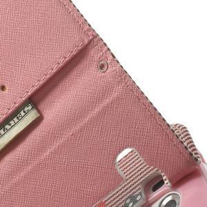 Obrázkové puzdro pre mobil LG G3 - zamilovaný medvedík - 7