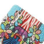 Ultra motive peňaženkové puzdro pre LG G3 - maľované ketiny - 7/7