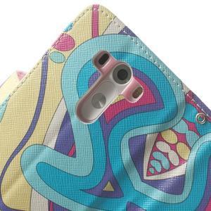 Obrázkové puzdro pre mobil LG G3 - kreace - 7
