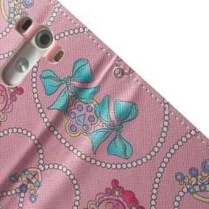 Obrázkové puzdro pre mobil LG G3 - šperky - 7