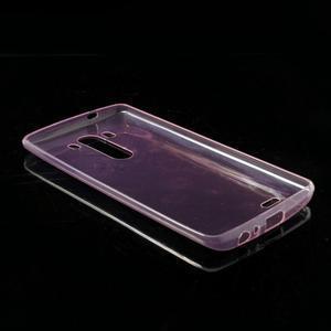 Ultratenký slim obal na mobil LG G3 - rose - 7