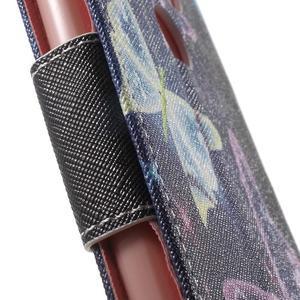 Wall peňaženkové puzdro pre LG G5 - kouzelní motýľe - 7
