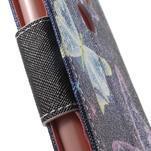 Wall peňaženkové puzdro pre LG G5 - kouzelní motýľe - 7/7