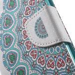 Wall peňaženkové puzdro pre LG G5 - pattern - 7/7